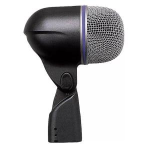 Shure BETA 52A Supercardioid Dynamic Bass Drum Microphone
