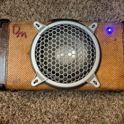 Custom Vintage Suitecase Guitar Amp for sale