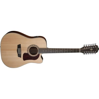 Washburn D10SCE12 Heritage 12-String Dreadnought Electro Acoustic for sale