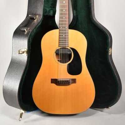 1971 Martin D12-20 Acoustic Guitar w/HSC