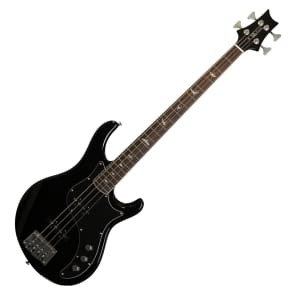 PRS Paul Reed Smith SE Kestral Bass Guitar Black SE-KEST-B for sale