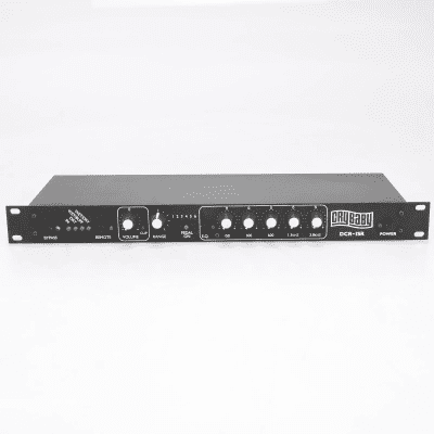 Dunlop DCR-1SR Cry Baby Rack Module