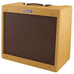 Fender Fender Blues Junior LTD C12-N, Lacquered Tweed, 120V 0213205700 Lacquered Tweed for sale