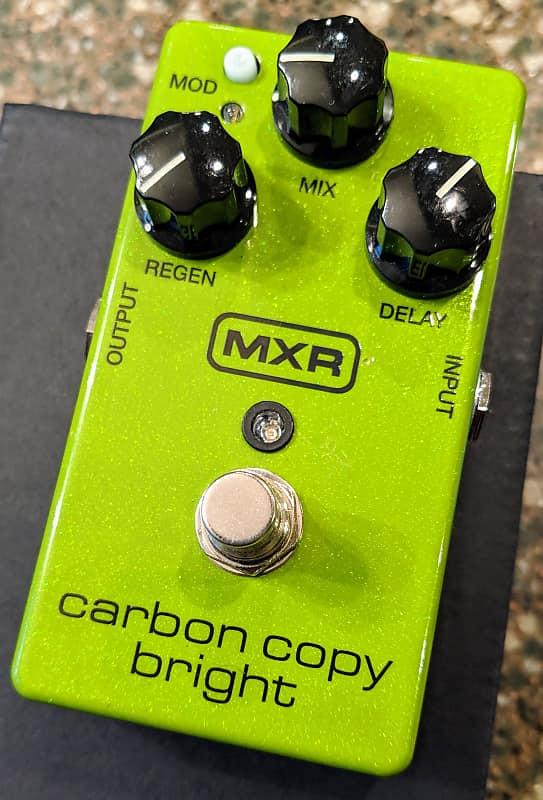 mxr carbon copy manual