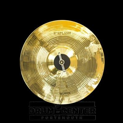 """Wuhan Splash Cymbal 8"""""""