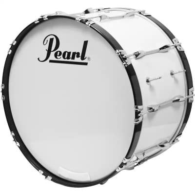 """Pearl CMB2614N Competitor 26x14"""" Marching Bass Drum"""