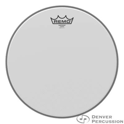 "Remo BE-0112-00- Batter, Emperor, Coated, 12"" Diameter"