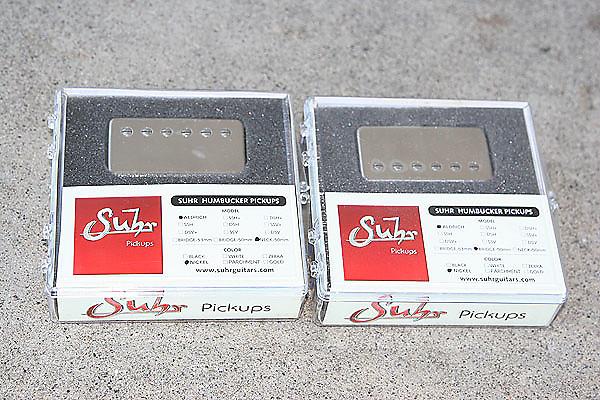 Suhr Doug Aldrich Nickel Humbucker Pickup Set Reverb