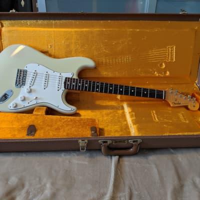 Fender Custom Shop 60s NOS Stratocaster 2009 Olympic White for sale