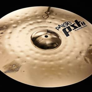 "Paiste 18"" PST 8 Reflector Medium Crash Cymbal"