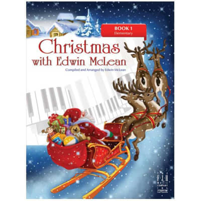 Christmas with Edwin McLean: Book 1 - Elementary