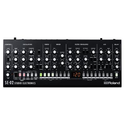 Roland SE-02 Boutique Series Synthesizer Module