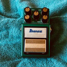 Ibanez Ts9b 2016 Blue/Green