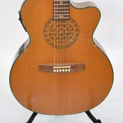 Aria The Sandpiper Acoustic Guitar - Previously Owned for sale