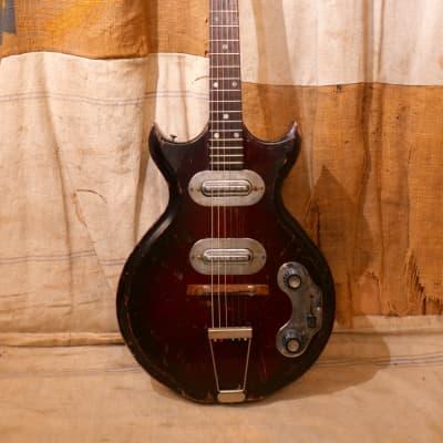 Magnatone Mark IV 1957 Dark Cherry for sale
