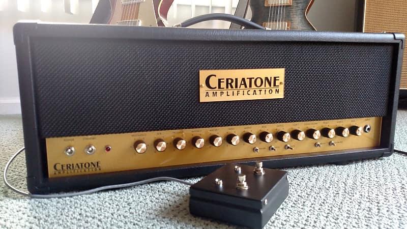Ceriatone AH50 Deluxe 2018 (Friedman Clone)   Musician
