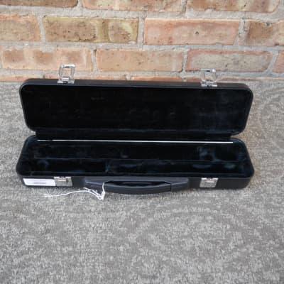 Used Flute Case Black