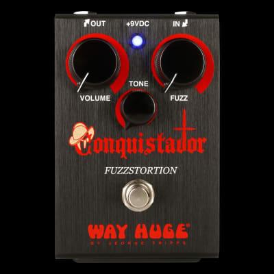 Way Huge WHE406 Conquistador Fuzzstortion Pedal