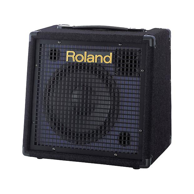 roland kc 60 3 channel keyboard amplifier 40 watts of reverb. Black Bedroom Furniture Sets. Home Design Ideas