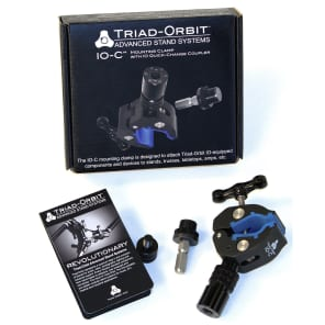Triad-Orbit IO-C Clamp Mount