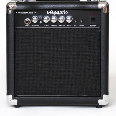 Diamond Amplification V-Max 106 10 Watt Combo Guitar Amplifier for sale