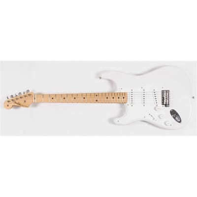 Fender American Original '50s Stratocaster, White Blonde, Left Hand for sale