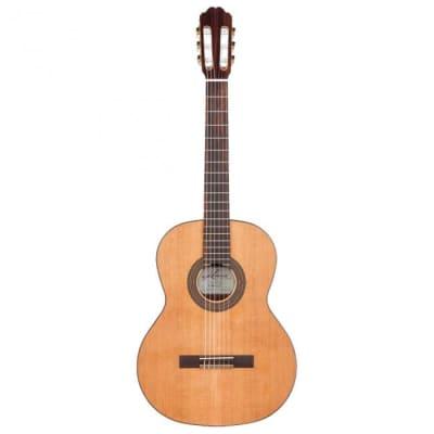 Kremona Fiesta F65C Classical Acoustic Guitar w/ HardCase - HAND MADE IN BULGARIA for sale