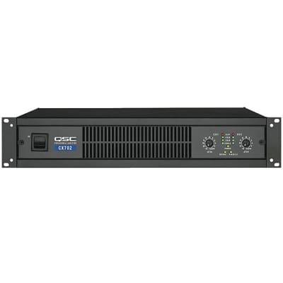 QSC CX702 2-Channel Commercial Power Amplifier