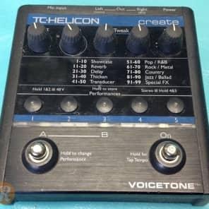 TC Helicon Create