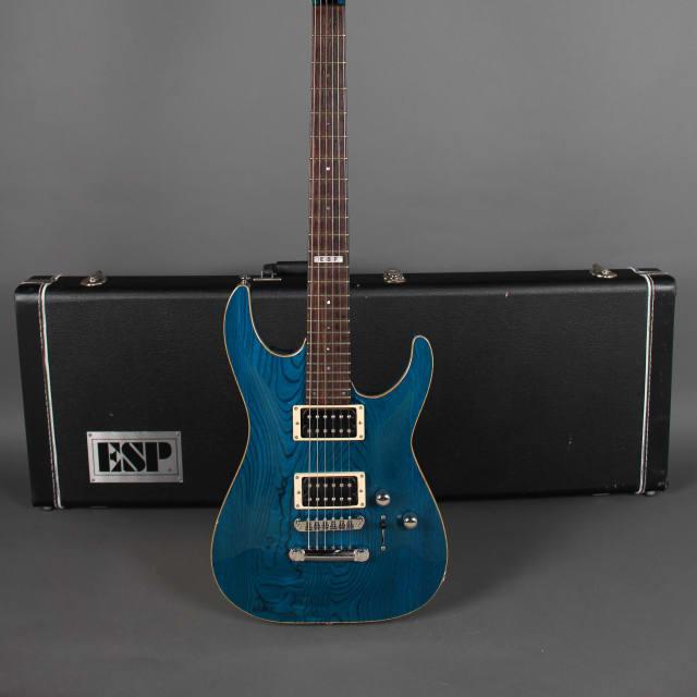 ESP Horizon Custom Electric Guitar w/ Hardshell Case 1990s image
