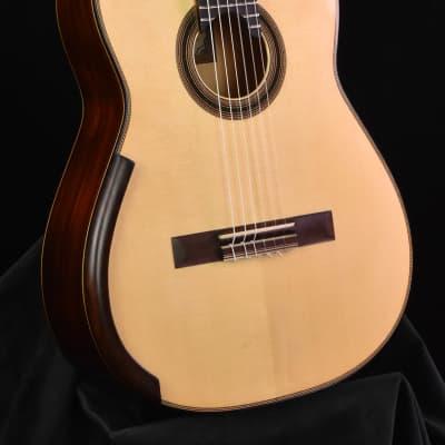 Cervantes Master Model Raised Fretboard. Cocobolo and Spruce for sale