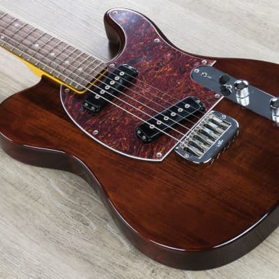 G&L Tribute ASAT Special Solidbody Electric Guitar Brazilian Cherry Fretboard Irish Ale
