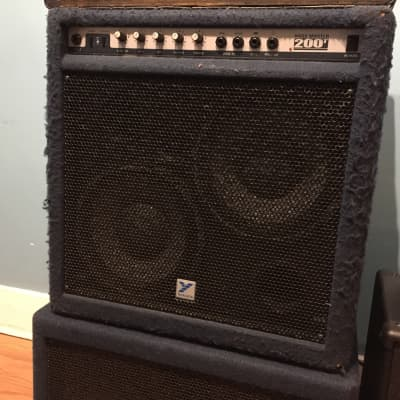 Yorkville BM200T Combo + 2x10 Cabinet for sale