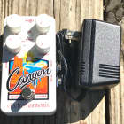 Pre-Owned Electro-Harmonix Canyon Delay and Looper Guitar Pedal Used image