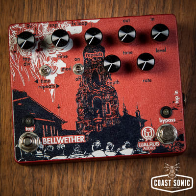 Walrus Audio Bellwether Analog Delay for sale