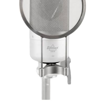 Ehrlund Microphones Pop Filter | Displayed on an EHR-M (not included)