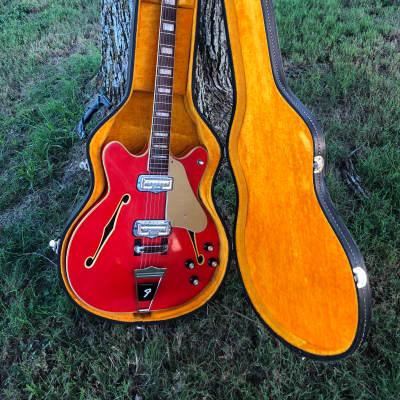 Fender Coronado II with Tremolo (1966 - 1972)