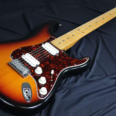 Fender Big Apple Stratocaster 1998 Sunburst for sale
