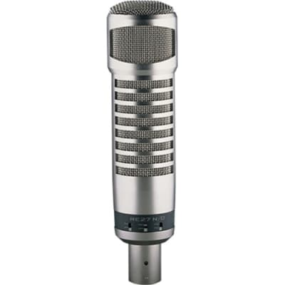 Electro-Voice RE27N/D Variable-D Dynamic Cardioid Studio Microphone (B-Stock)