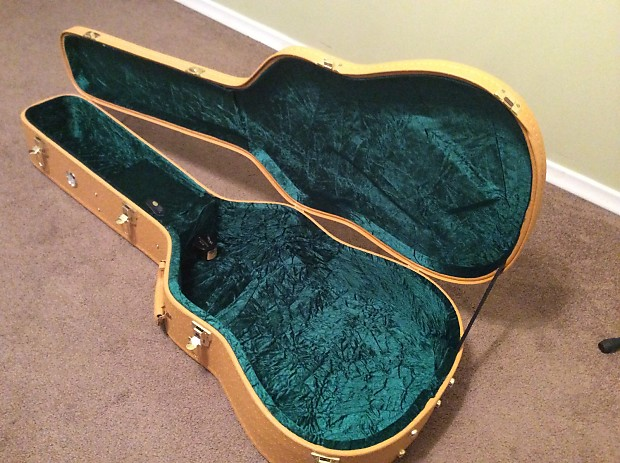 0f5857c14c Ostrich Style Dreadnought Guitar Case, | Reverb