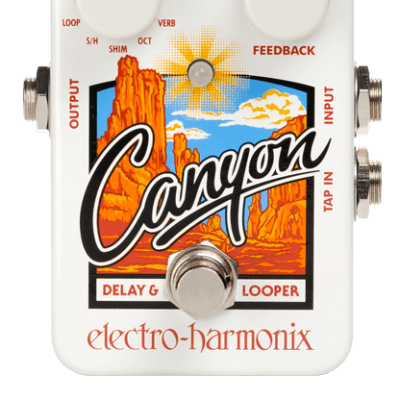 Electro Harmonix Canyon for sale