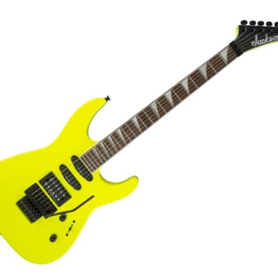 Jackson X Series Soloist SL3X - Neon Yellow - Used