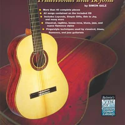 Classical & Fingerstyle Guitar Traditional & Beyond W/CD