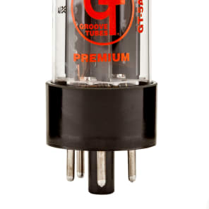 Groove Tubes GT-5AR4 Gold Series GT-5AR4/GZ34 Rectifier Tube