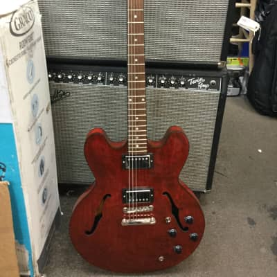Gibson ES 335 Studio 2016 see thru  red for sale