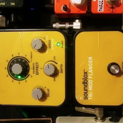 Source AudioSound Blox Tri Mod Flanger