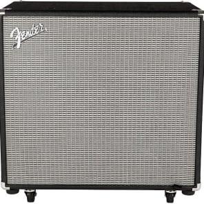 """Fender Rumble 115 V3 600-Watt 1x15"""" Bass Speaker Cabinet"""