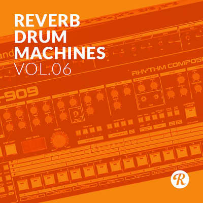 Reverb Modded Roland TR-909 Sample Pack by Raul Ignacio