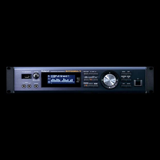 roland integra 7 powerhouse rack sound module alto music reverb. Black Bedroom Furniture Sets. Home Design Ideas