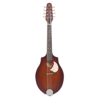 Seagull S8 SG A-Style Mandolin w/ Gigbag -  Burnt Umber for sale